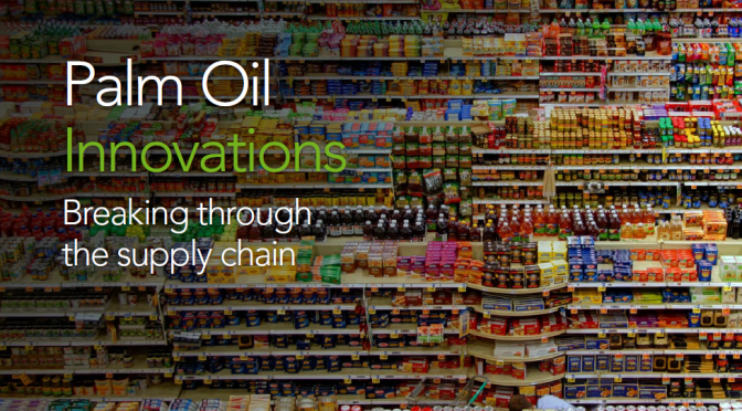 Breaking through the supply chain: How the manufacturers in the Palm Oil Innovation Group lead new approaches to palm oil sourcing